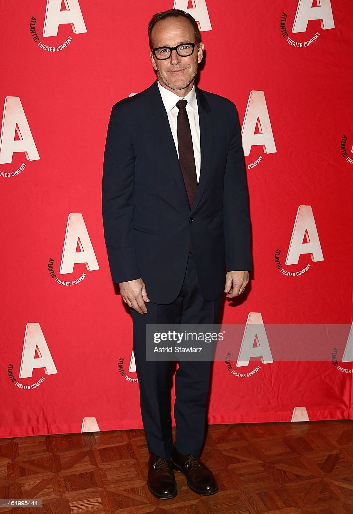 Clark Gregg attends Atlantic Theater Company 30th Anniversary Gala at The Pierre Hotel on March 2, 2015 in New York City.