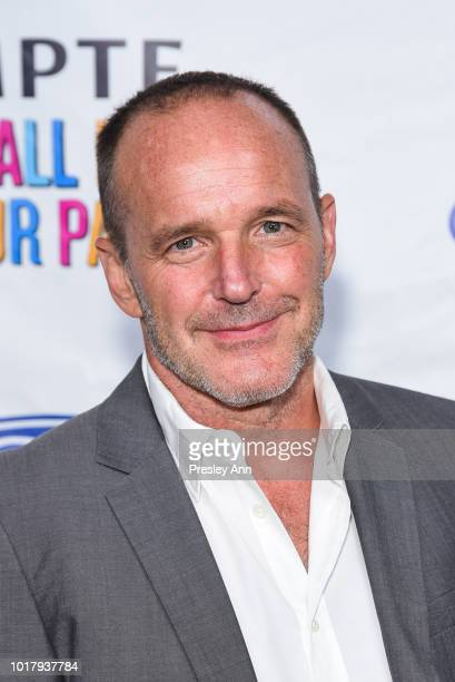 Clark Gregg attends MPTF's Annual NextGen Summer Party at Paramount Pictures on August 16 2018 in Los Angeles California