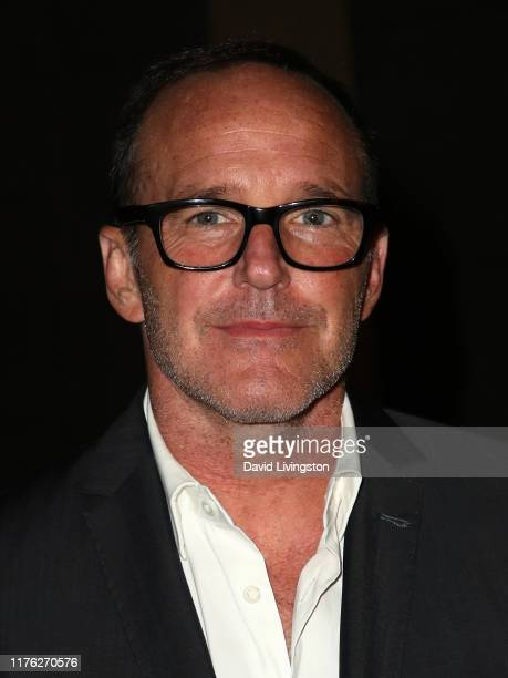 """Clark Gregg attends the Center Theatre Group's """"A Play Is a Poem"""" opening night performance at Mark Taper Forum on September 21, 2019 in Los Angeles,..."""