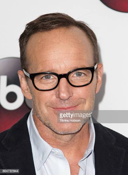 Clark Gregg attends the Disney/ABC 2016 Winter TCA Tour at Langham Hotel on January 9 2016 in Pasadena California