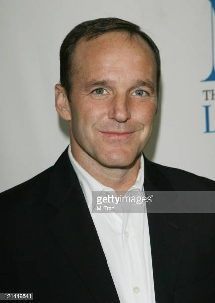 Clark Gregg during The Museum of Television Radio Presents New Adventures of Old Christine Arrivals at Museum of Television Radio in Beverly Hills...