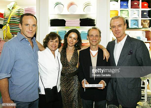 Clark Gregg, Jo Wilder, Jennifer Grey, Joel Grey and Paul Fortune