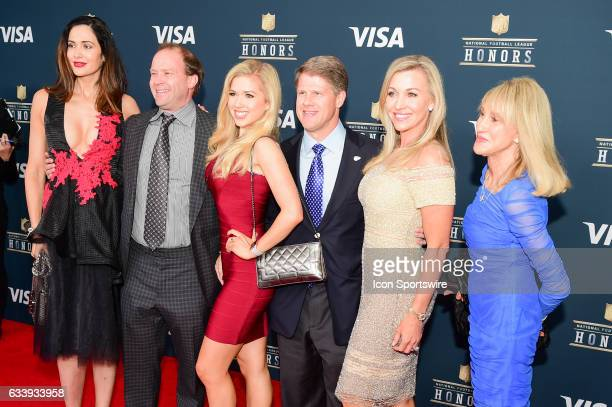 Clark Hunt CEO of the Kansas City Chiefs on the Red Carpet during the NFL Honors Red Carpet on February 4 2017 at the Worthan Theater Center Houston...