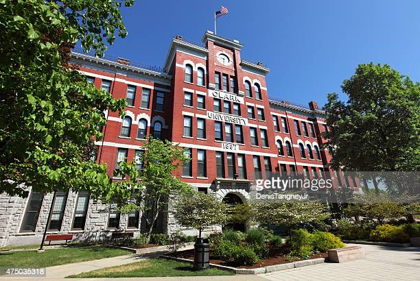 clark university - worcester massachusetts stock pictures, royalty-free photos & images