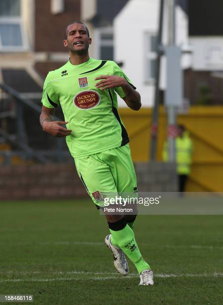 Clarke Carlisle of Northampton Town in action during the npower League Two match between Torquay United and Northampton Town at Plainmoor on December...