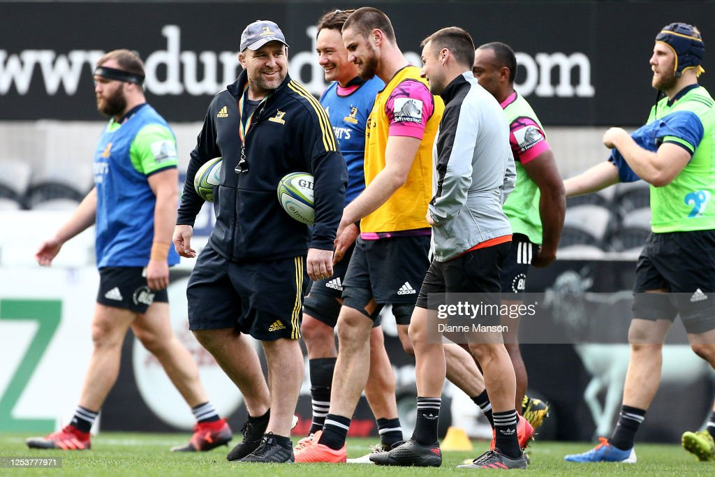 Highlanders Training Session : News Photo