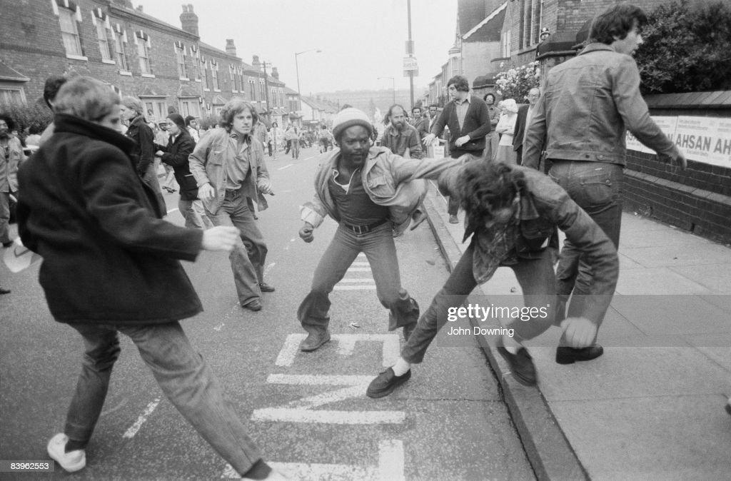 Birmingham Riot : News Photo