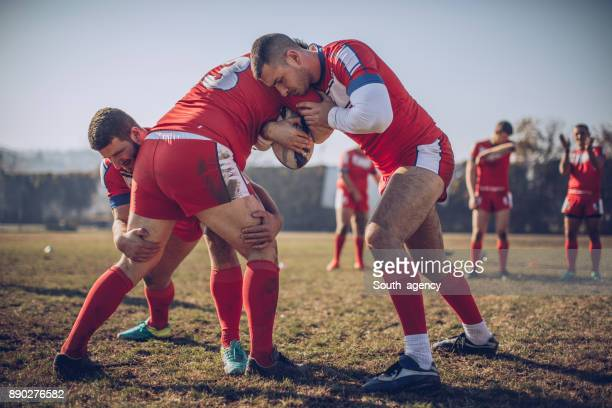 clash of the titans - rugby league stock pictures, royalty-free photos & images