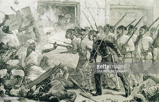 Clashes in Alexandria in 1882 AngloEgyptian War Egypt 19th century