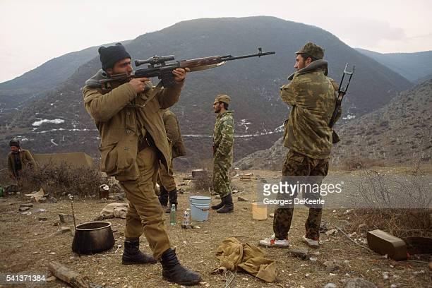 Clashes in Nagorno-Karabakh