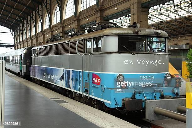 SNCF class 116 electric Lokomotive des Gare du Nord