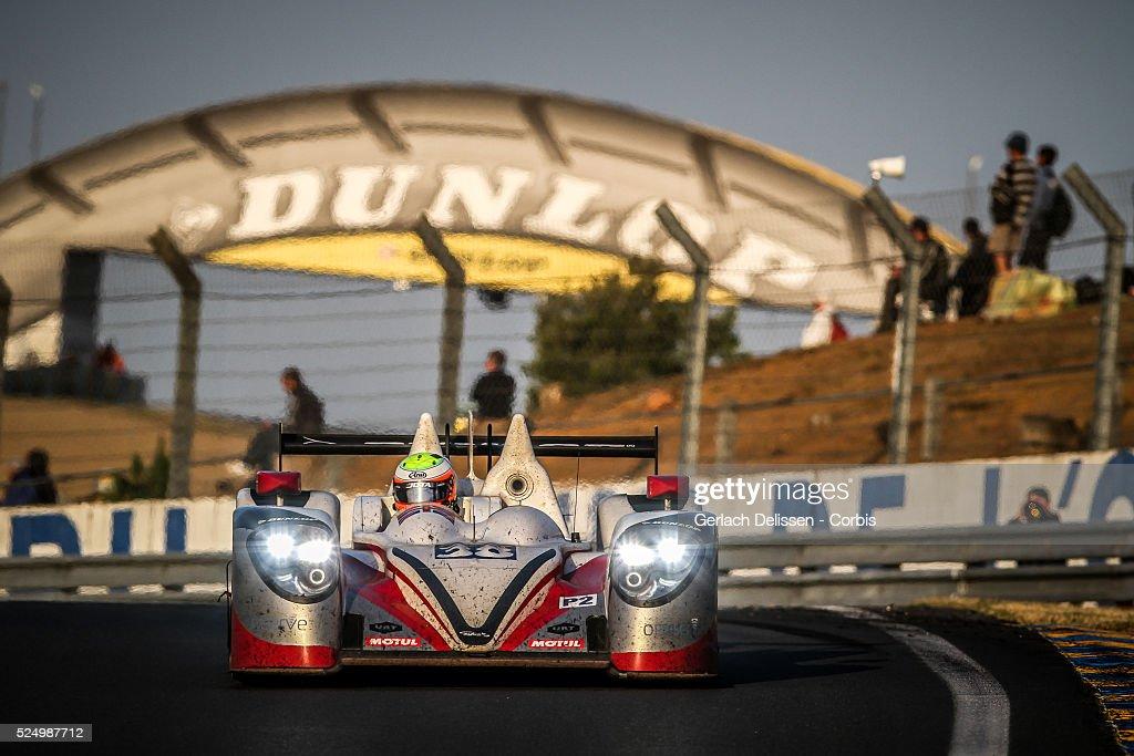 2014 Le Mans 24 Hours - Race - Le Mans (FRA) June 14th-15th : News Photo