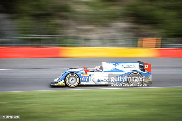Class KCMG OrecaNissan of Matthew Howson / Richard Bradley / Alexandre Imperatori in action during Free Practice 1 of Round 2 of the 2014 FIA World...