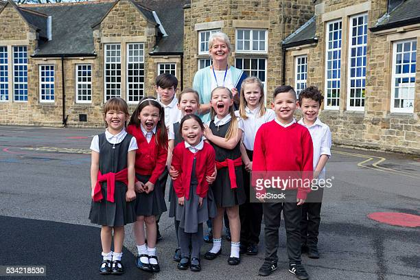 class photograph - uniform stock pictures, royalty-free photos & images