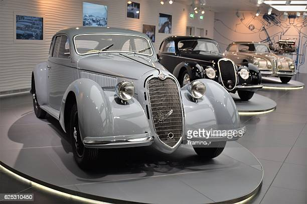 Classic Alfa Romeo vehicles
