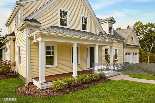 Classic American home