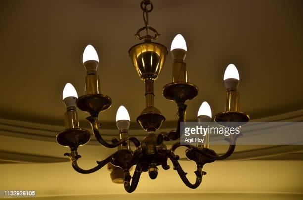 classic antique chandelier