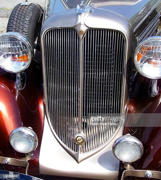 A classic antique 1931 Chrysler