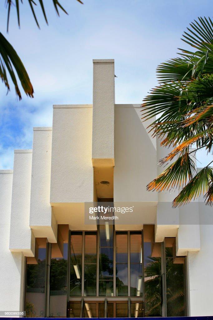 Classic Art Deco in Napier : Stock-Foto