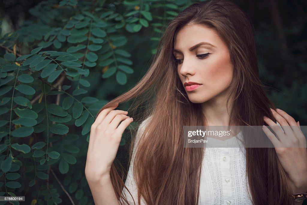 A beleza clássica : Foto de stock