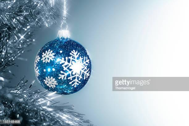 Classic Blue Christmas - Still Life