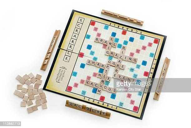 60 Top Scrabble Board Pictures, Photos, & Images - Getty Images
