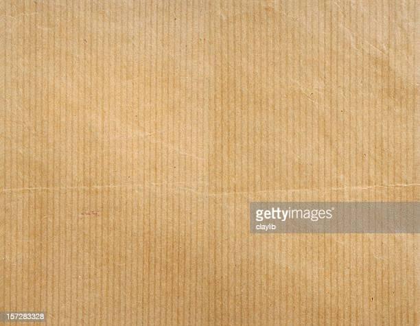 Klassische brown paper