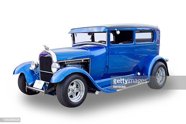 classic car - 1920 car stock photos and pictures