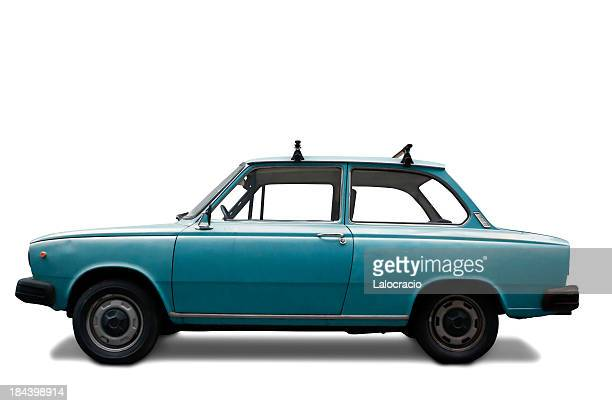classic car. - compact car stock photos and pictures
