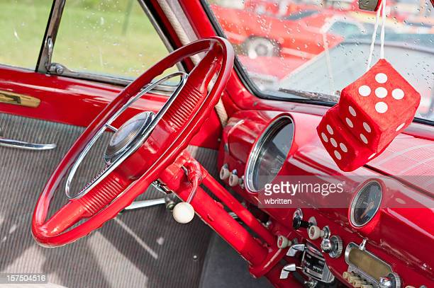 classic car series (xxl) - hot rod car stock photos and pictures