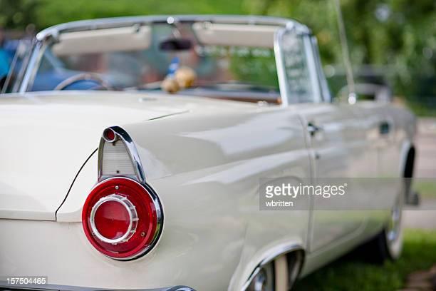 Series- Classic Car Tailfin