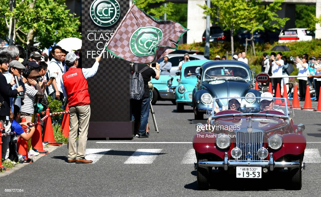 Toyota Automobile Museum Classic Car Festival Photos and Images ...