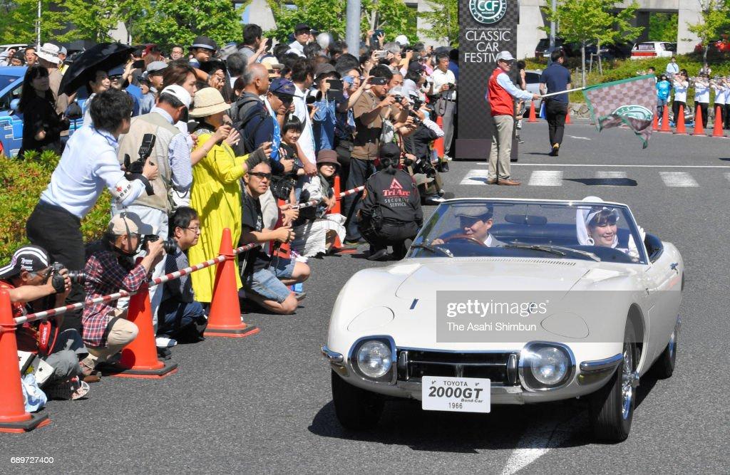 Toyota Automobile Museum Classic Car Festival Photos And Images