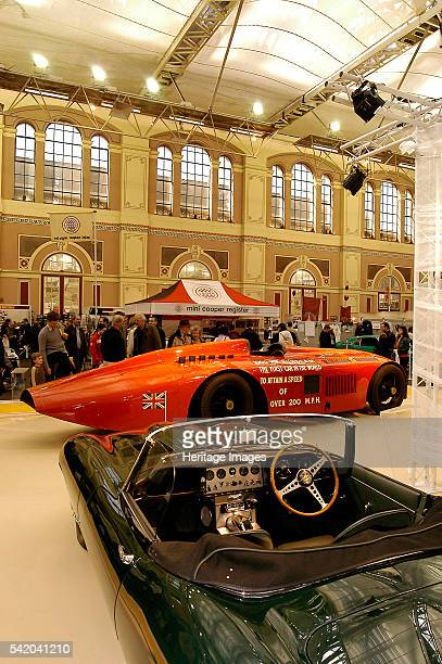 Classic Cars Live Show at Alexandra Palace London