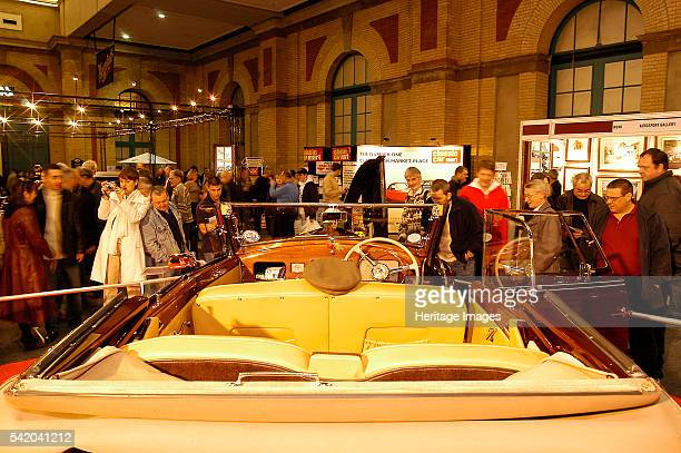 Classic Cars Live Show at Alexandra Palace, London.