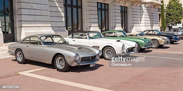 Classic Cars, Monte Carlo, Monaco