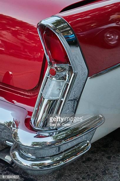Classic Cars Show. Reidsville, North Carolina.