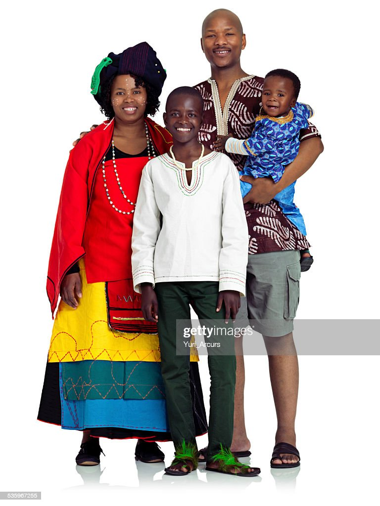 Classic family with strong values : Stock Photo