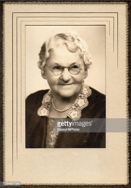 classic granny - 20th century stock pictures, royalty-free photos & images