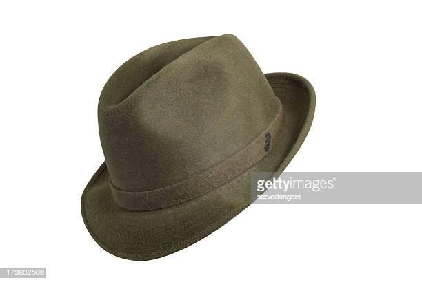 Clássico Chapéu verde