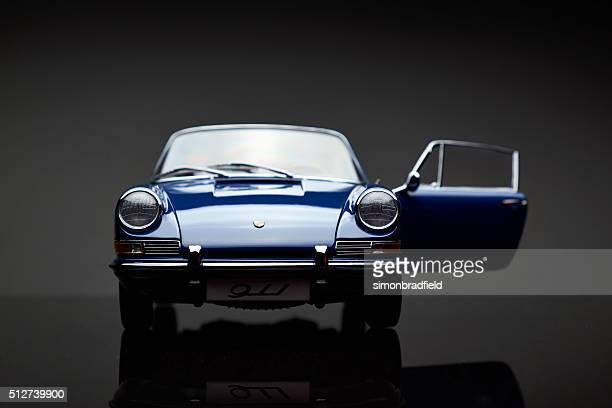 Classic Porsche 911 Model Front View