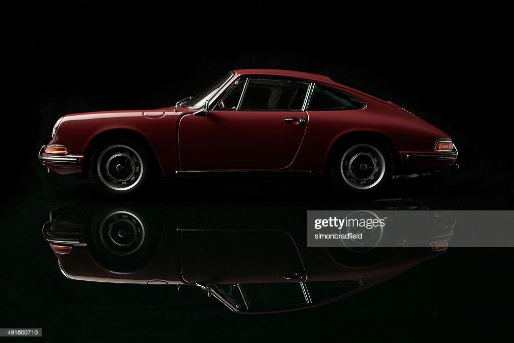 Classic Porsche 911 Model : Stock Photo