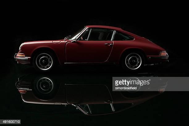 Classic Porsche 911 Model