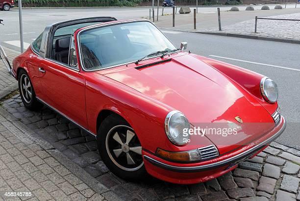 Classic Porsche 911 Targa