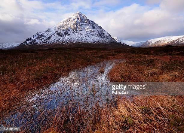 Classic Scottish Mountain