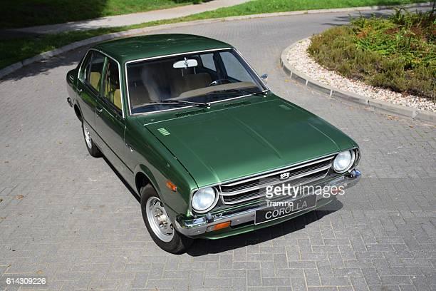Classic Toyota Corolla III