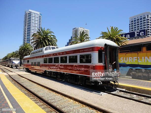 Classic Vehicle, San Diego Union Station, California, United States of America