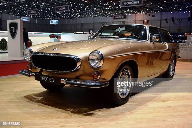 Classic Volvo 1800ES