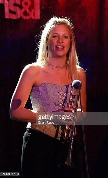 Classical Brit Award Nominations Kensington Garden Hotel London Britain 10 Apr 2006 Alison Balsom
