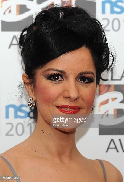 Classical Brit Awards 2010 At Royal Albert Hall London Britain 13 May 2010 Angela Gheorghiu